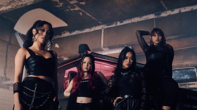 Girlband asal Malaysia, Dolla, akhirnya buka suara setelah dituding meniru konsep grup K-pop kenamaan, BLACKPINK.