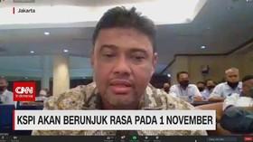 VIDEO: KSPI Akan Berunjuk Rasa Pada 1 November