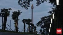 Pilah-pilih Sirkuit Balap Mobil Listrik Formula E di Jakarta