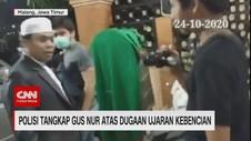 VIDEO: Polisi Tangkap Gus Nur atas Dugaan Ujaran Kebencian