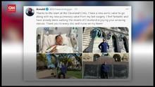 VIDEO: Arnold Schwarzenegger Kembali Operasi Jantung