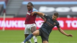 Hasil Liga Inggris: Man City Ditahan Imbang West Ham