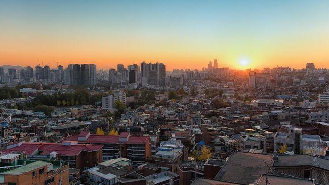 Penggemar BTS rasanya wajib mengunjungi Distrik Yongsan di Seoul, Korea Selatan, yang disebut menjadi