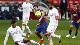 Pemain Barcelona Diminta Mudahkan Kerja Messi