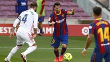 Messi Kembali Buntu di El Clasico