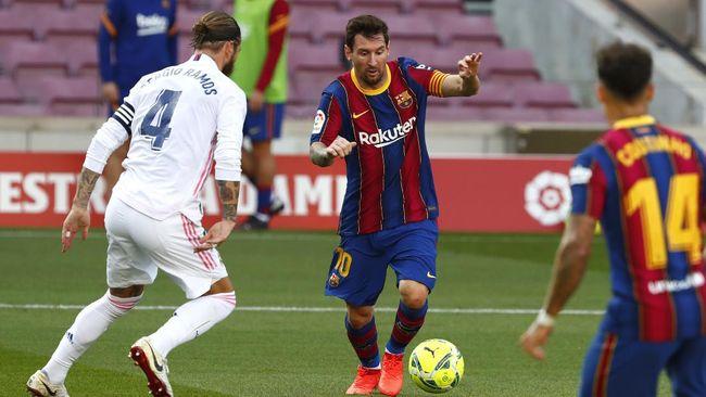 Lebih dari 50 persen anggota Barcelona masih mencintai Lionel Messi dan menginginkan bintang asal Argentina itu bertahan di Camp Nou.
