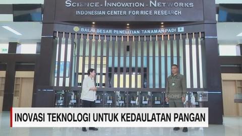 VIDEO: Inovasi Teknologi Untuk Kedaulatan Pangan ( 2/5 )