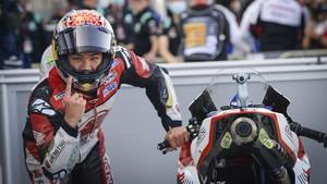 FOTO: Aksi Terbaik Kualifikasi MotoGP Teruel 2020