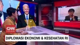 VIDEO: Diplomasi Ekonomi dan Kesehatan RI (1/5)