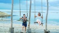 <p>Selama di Bali, bintang film <em>Eiffel I'm In Love</em> ini sering membagikan aktivitasnya di Instagram pribadinya. (Foto: Instagram @shandyaulia)</p>