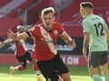 Hasil Liga Inggris: Southampton Tekuk Everton 2-0