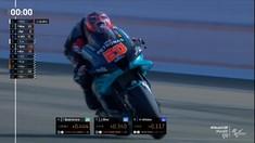 VIDEO: Quartararo-Mir Terpuruk di Kualifikasi MotoGP Teruel
