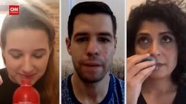 VIDEO: Cerita Penyintas Covid-19 yang Selalu Cium Bau Aneh