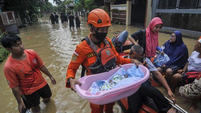 Bupati Bogor mengharapkan BBWS segara turun tangan tangani persoalan sungai Cikeas-Cileungsi yang meluap dan membanjiri pemukiman di wilayahnya serta Bekasi.