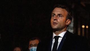 Umat Kristen Kecam Presiden Prancis hingga Jerman Bela Macron