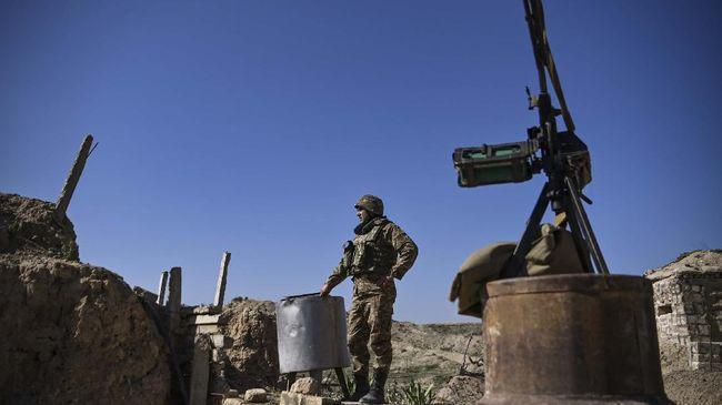 Turki berencana mengirim tentara ke Azerbaijan untuk untuk mengawasi gencatan senjata terkait konflik di Nagorno-Karabakh.