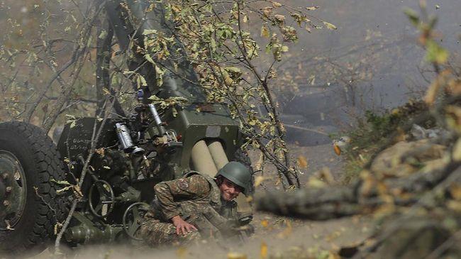Armenia meminta bantuan Rusia untuk mencegah kontak senjata dengan militer Azerbaijan supay tidak memicu peperangan baru.