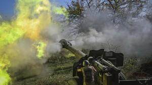 FOTO : Garis Depan Medan Pertempuran Armenia-Azerbaijan