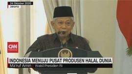 VIDEO: Indonesia Menuju Pusat Produsen Halal Dunia
