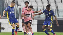 Hasil Liga Italia: Juventus Nyaris Dipermalukan Verona