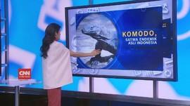 VIDEO: Komodo, Satwa Endemik Asli Indonesia