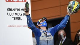 Joan Mir: Rossi Sebut Saya Layak Juara MotoGP