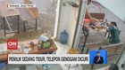 VIDEO: Pemilik Sedang Tidur, Telepon Genggam Dicuri
