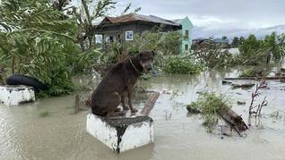 Korban Tewas Topan Vamco Filipina Bertambah