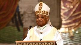 Paus Fransiskus Tunjuk Kardinal Afro-Amerika Pertama dari AS