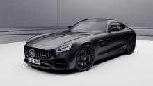 Yotuber Rusia Protes, Siram Bensin dan Bakar Mercedes-AMG GT