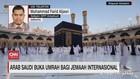 VIDEO: Arab Saudi Buka Umrah Bagi Jemaah Internasional