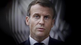 Marah ke AS, Prancis Batalkan Jamuan Kedubes di Washington