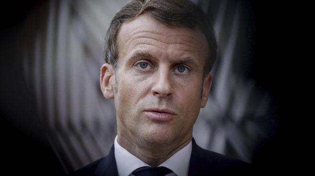 Presiden Prancis, Emmanuel Macron, meminta Rusia mengutamakan dialog dengan Ukraina terkait konflik di perbatasan.