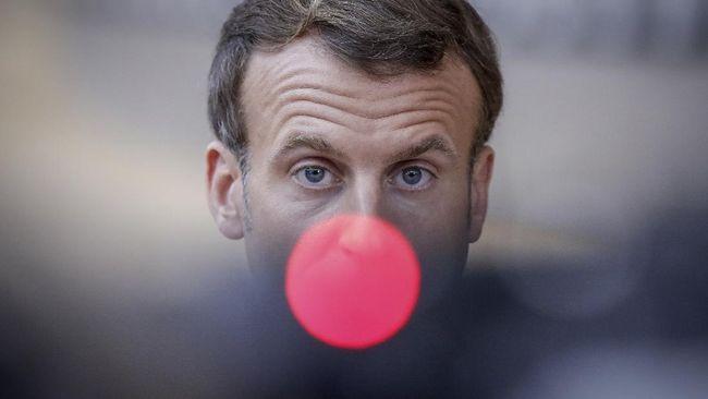 Indonesia mengecam pernyataan Presiden Prancis, Emmanuel Macron, yang dinilai telah menyinggung umat Islam.