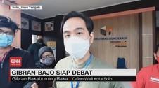 VIDEO: Gibran-Bajo Siap Debat di Pilkada Solo