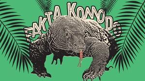 INFOGRAFIS: Fakta Komodo Naga Terakhir di Bumi