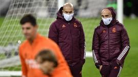 Sevilla vs Madrid, Zidane Dihantui Tiga Kekalahan Beruntun