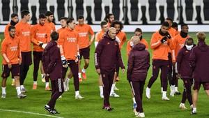 Sevilla Bisa Perpanjang Napas Zidane di Madrid
