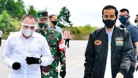 Jokowi Ungkap Keterisian RS Kasus Covid di Sumut Tertinggi