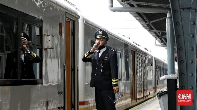 KAI memberlakukan grafik perjalanan kereta api baru mulai Rabu (10/2) besok. Perubahan membuat jumlah perjalanan kereta meningkat dari 1.636 jadi 1.662.