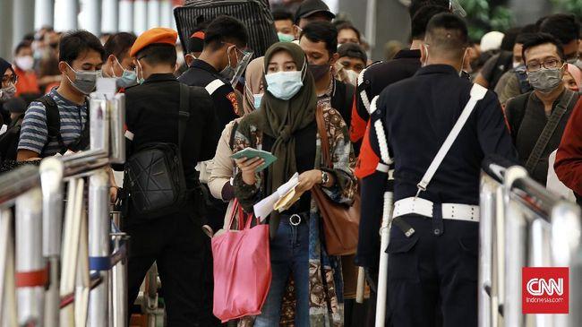 PT KAI DAOP I mengangkut 16.700 penumpang pada puncak mudik natal yang terjadi pada Rabu (23/12) ini.