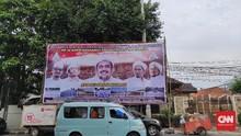 Rizieq Dikabarkan Pulang, Suasana di Dekat Markas FPI Sepi