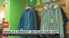 VIDEO: Memilih & Merawat Jas Hujan Agar Awet
