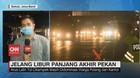 VIDEO: Pantauan Terkini Tol Cikampek Jelang Libur Panjang