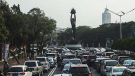Riwayat Patung 'Pizza Man', si Kekar di Bundaran Senayan