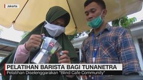 VIDEO: Pelatihan Barista bagi Tunanetra