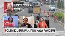 VIDEO: Polemik Libur Panjang Kala Pandemi