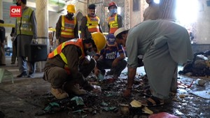 VIDEO: Bom Meledak di Madrasah Pakistan Tewaskan Siswa