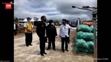 VIDEO: Presiden Tinjau Proyek Food Estate di Sumatera Utara
