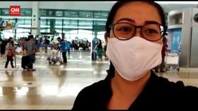 VIDEO: Vlog Bandara Soekarno-Hatta Jelang Libur Panjang